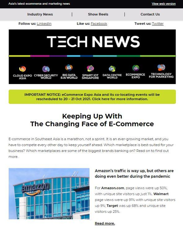 Keeping Up With the Changing Face of E-Commerce