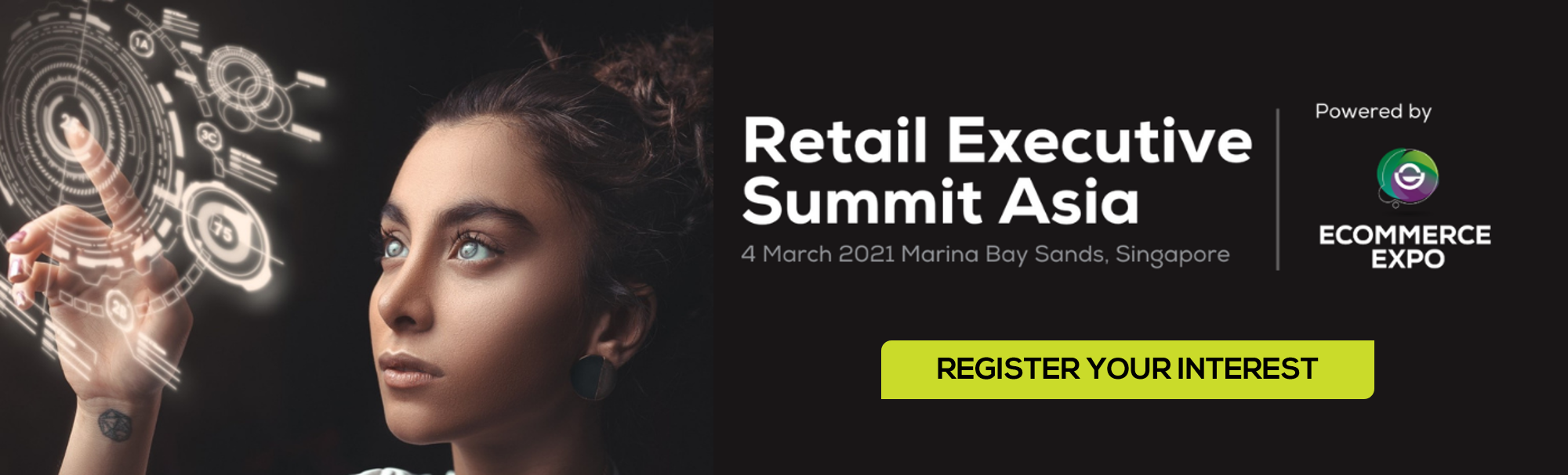 eCommerce Expo Asia to announce Premium Retail Executive Summit in March 2021
