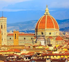 Best Franchisee of the World - Florence, Italy