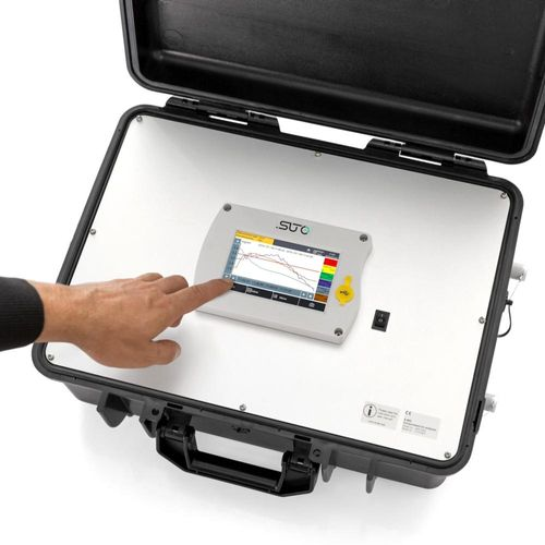 Portable Compressed Air Purity Analyser