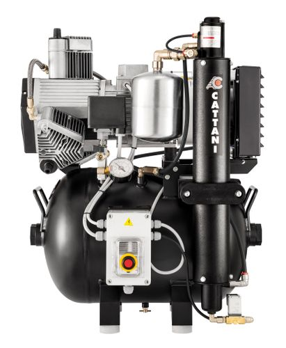 Cattani Oil-less Compressors