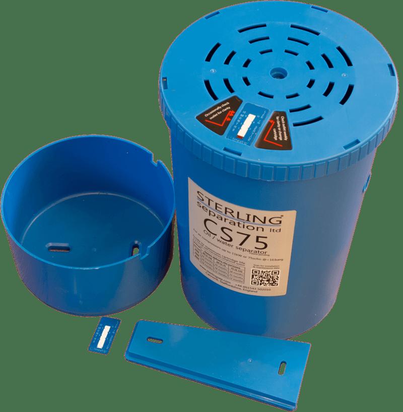 STERLING CS75 oil/water separator