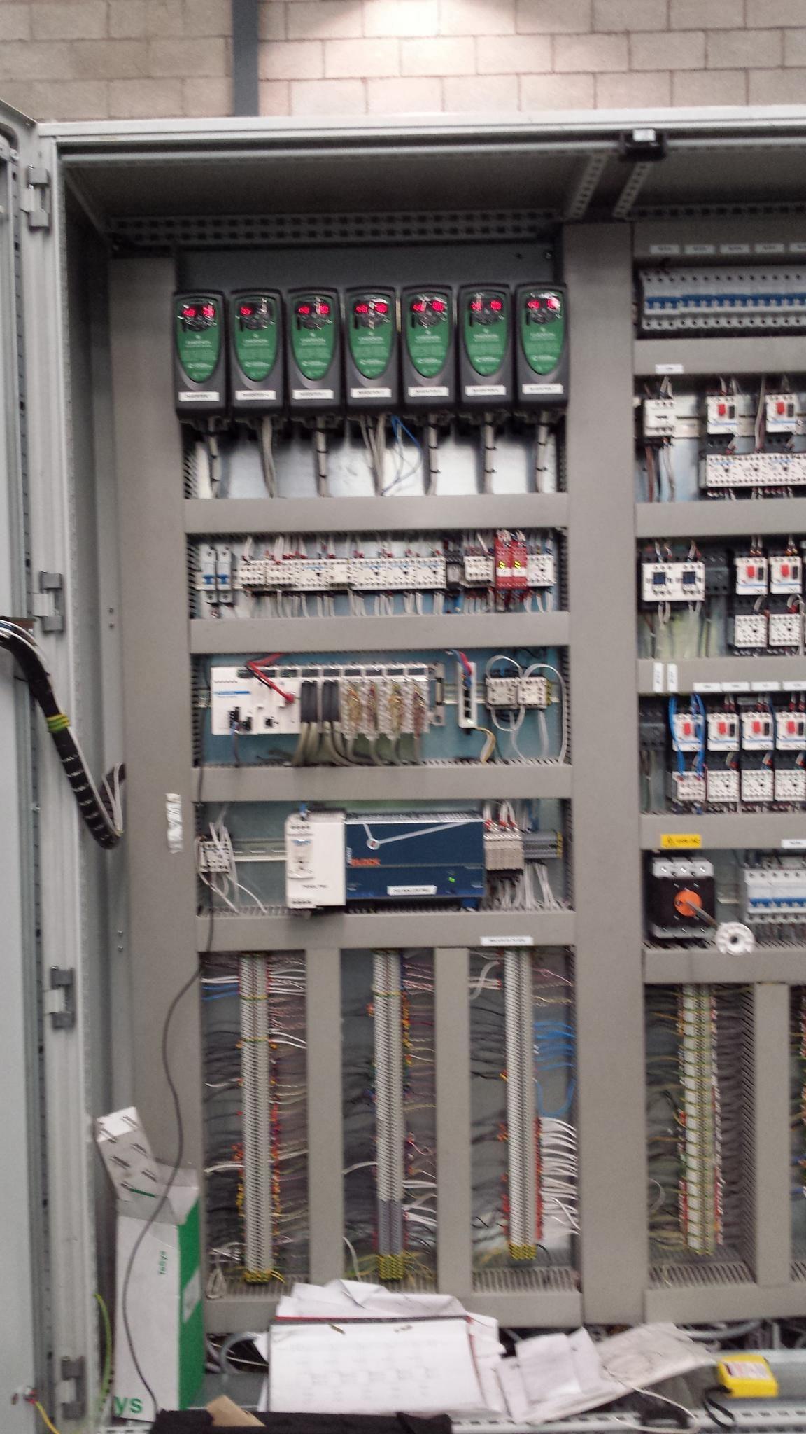 Yodel Lichfield Depot PLC update