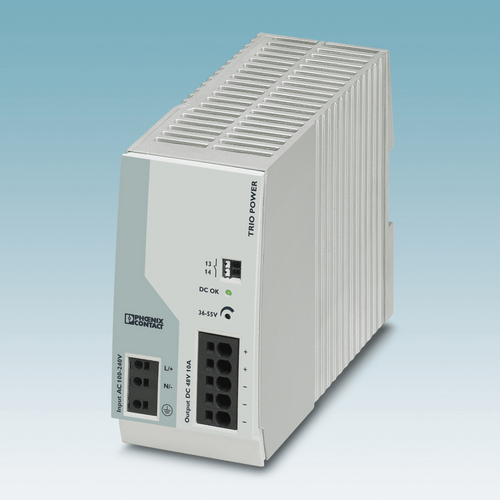 New voltage versions for reliable power supply
