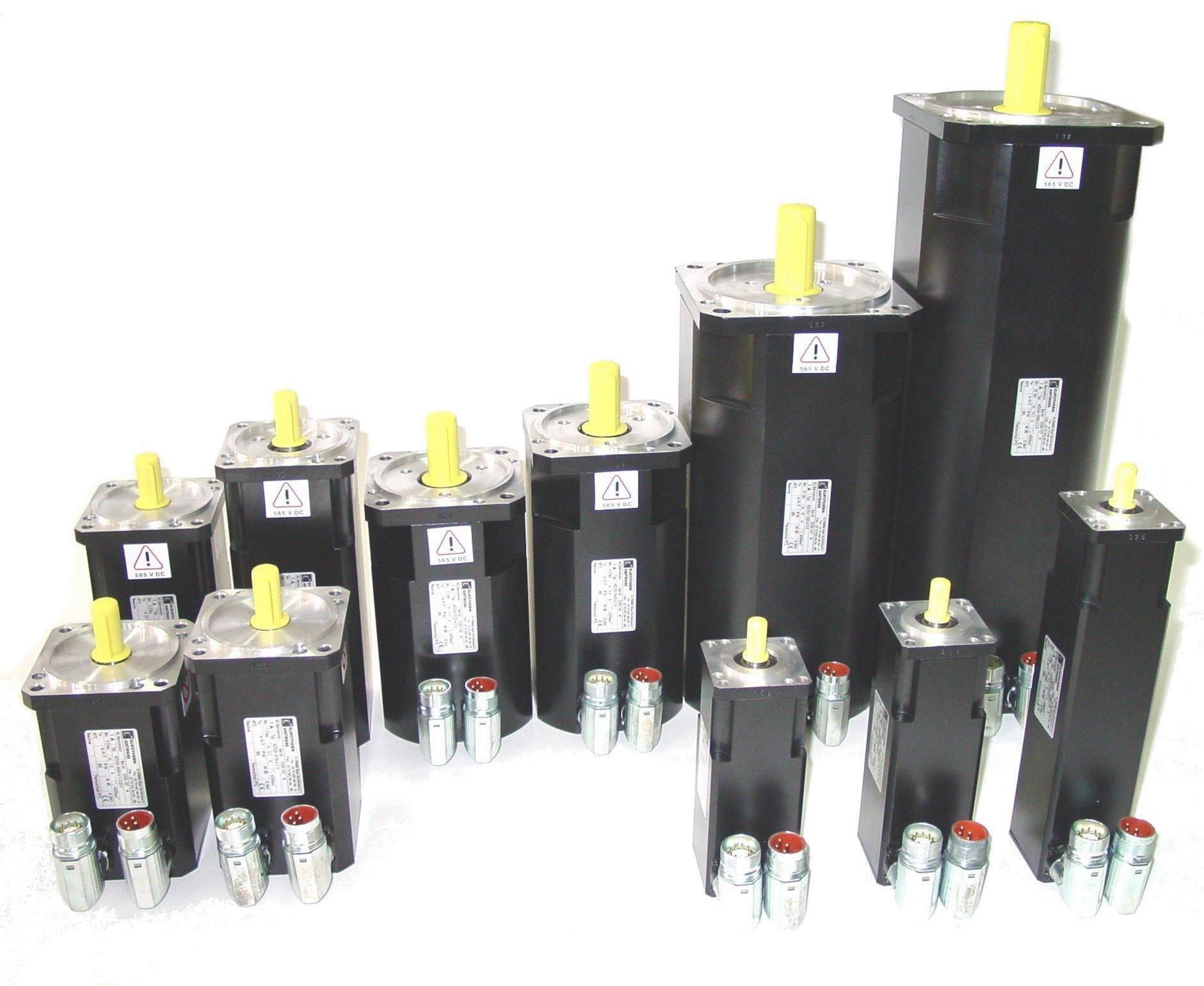 Discontinued servo motor range is available from Motor Technology