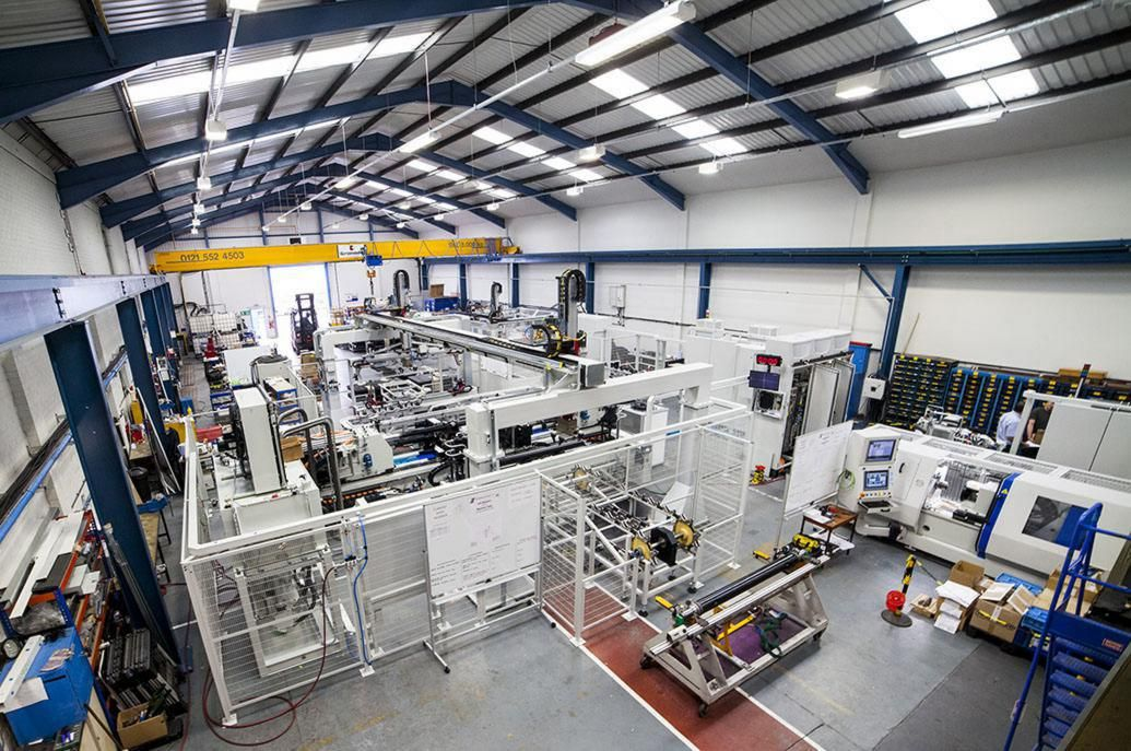 SIEMENS CONTROL SOLUTION SUPPORTS E&R's INNOVATIVE COATING MACHINERY DEVELOPMENT