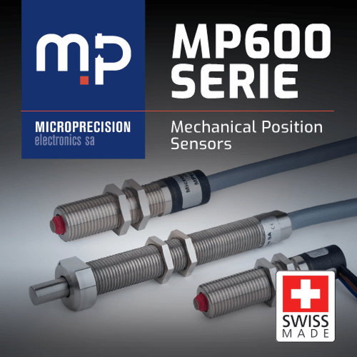 MP600 MECHANICAL PRECISION SENSORS