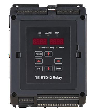 Motor RTD Monitoring Device