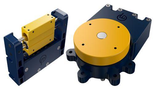 High-precision Piezo Motors from Piezo Motion