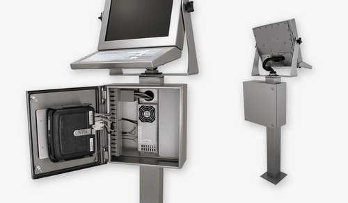 PC-Ready Industrial Operator Stations