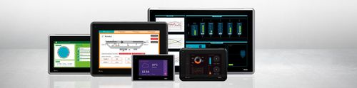 The X2 series is the next generation of HMIs