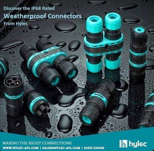 IP68 Weatherproof Electrical Connectors