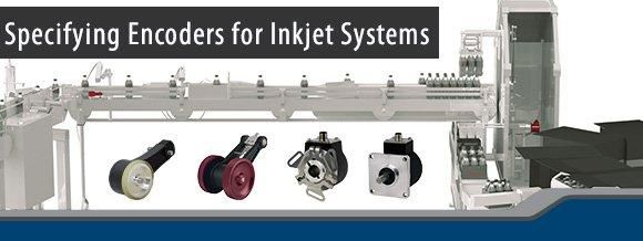 Encoders for Inkjet System