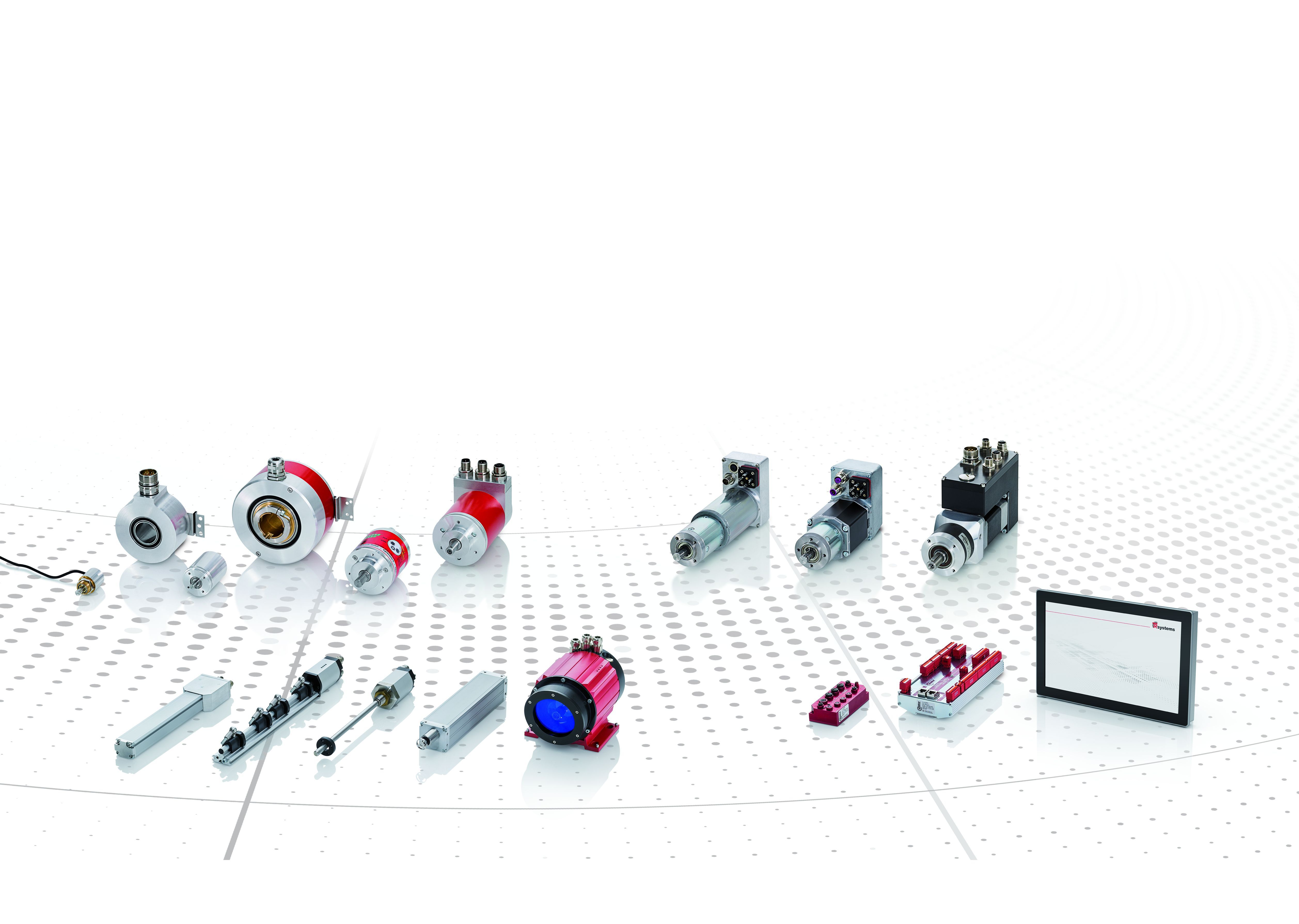 TR Electronic Rotary and Linear Encoders