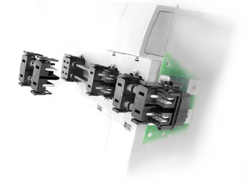 Weidmuller OMNIMATE® Power BUS connection system