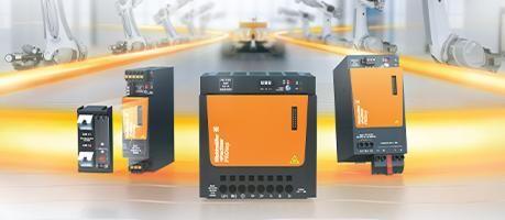 Weidmüller PROtop power supplies