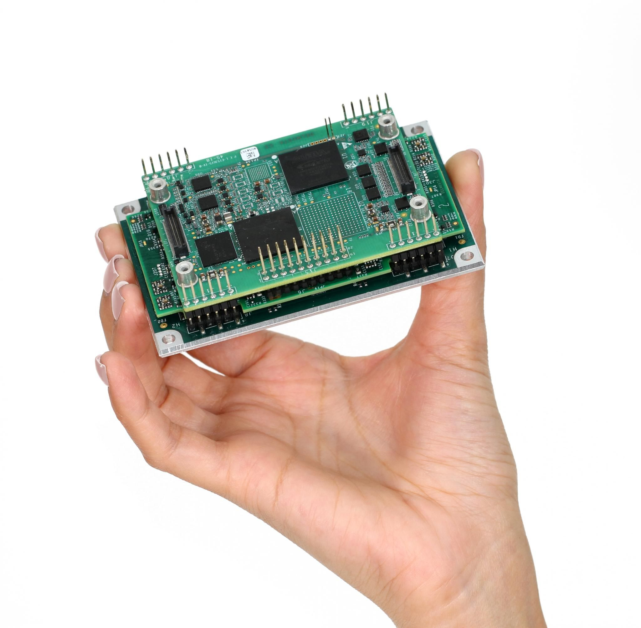 Award winning 4-axis controller on show at Drives & Controls 2020