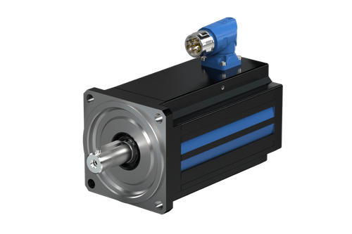 STOBER LeanMotor is smaller and lighter replacement for AC Motors and more cost efficient than Servo motors