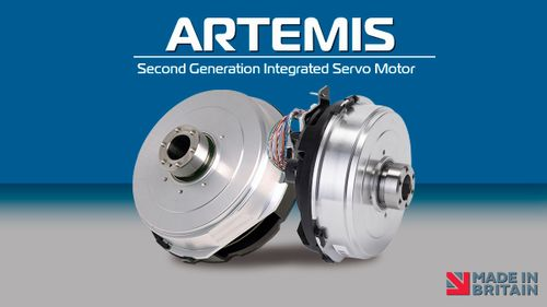 Overview Launches Enhanced, Second Generation Integrated Servo Motor, Artemis™