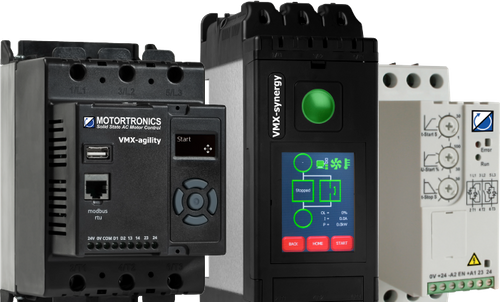Cost Savings with Motortronics Soft Starters