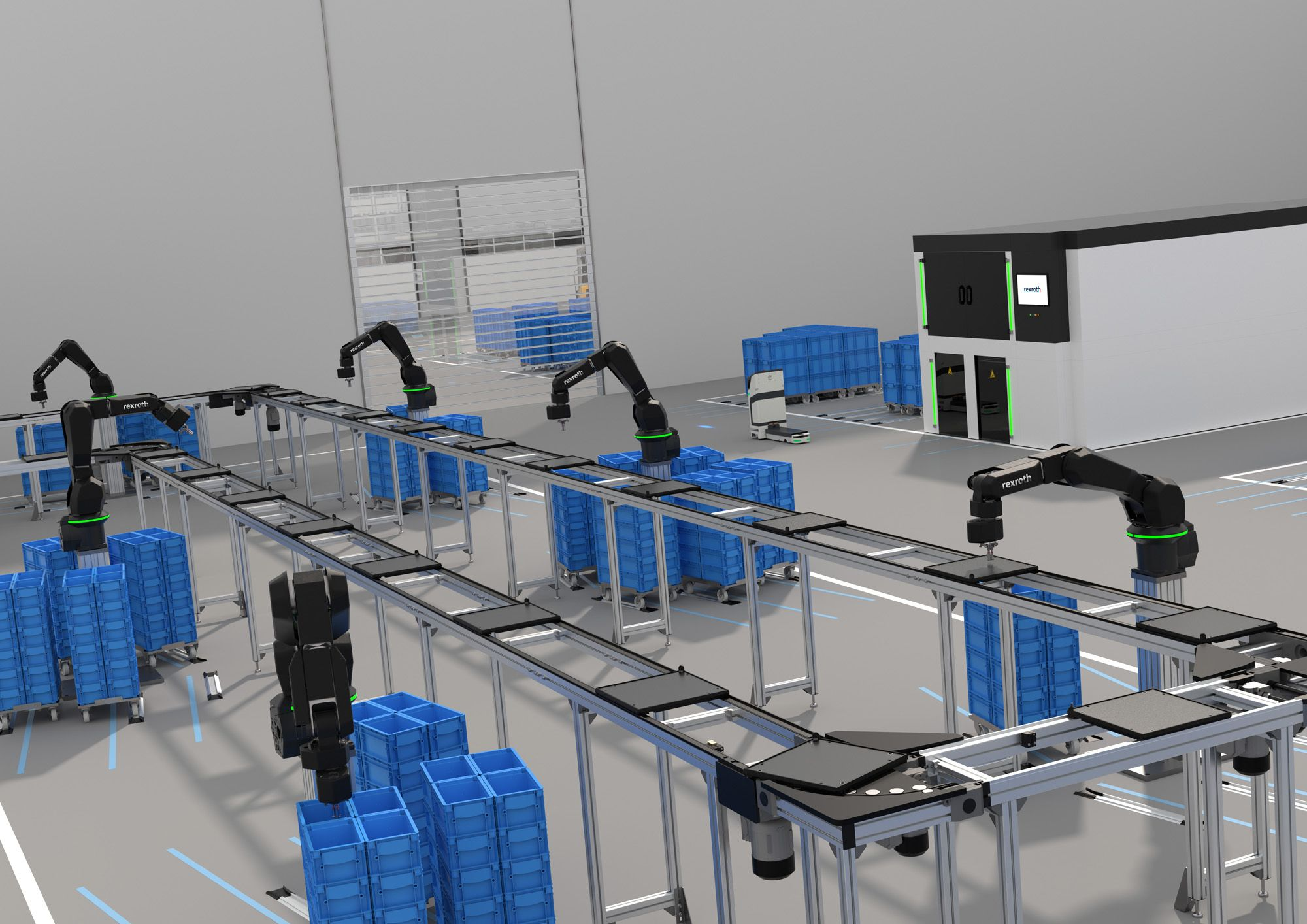 Higher-productivity packaging calls for a quicker cobot
