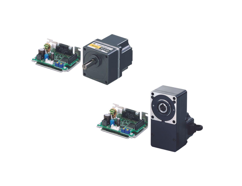 Oriental Motor: improvements to Brushless DC motor range product