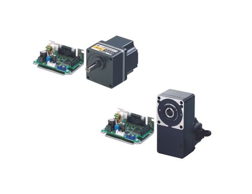 Oriental Motor: improvements to Brushless DC motor range product