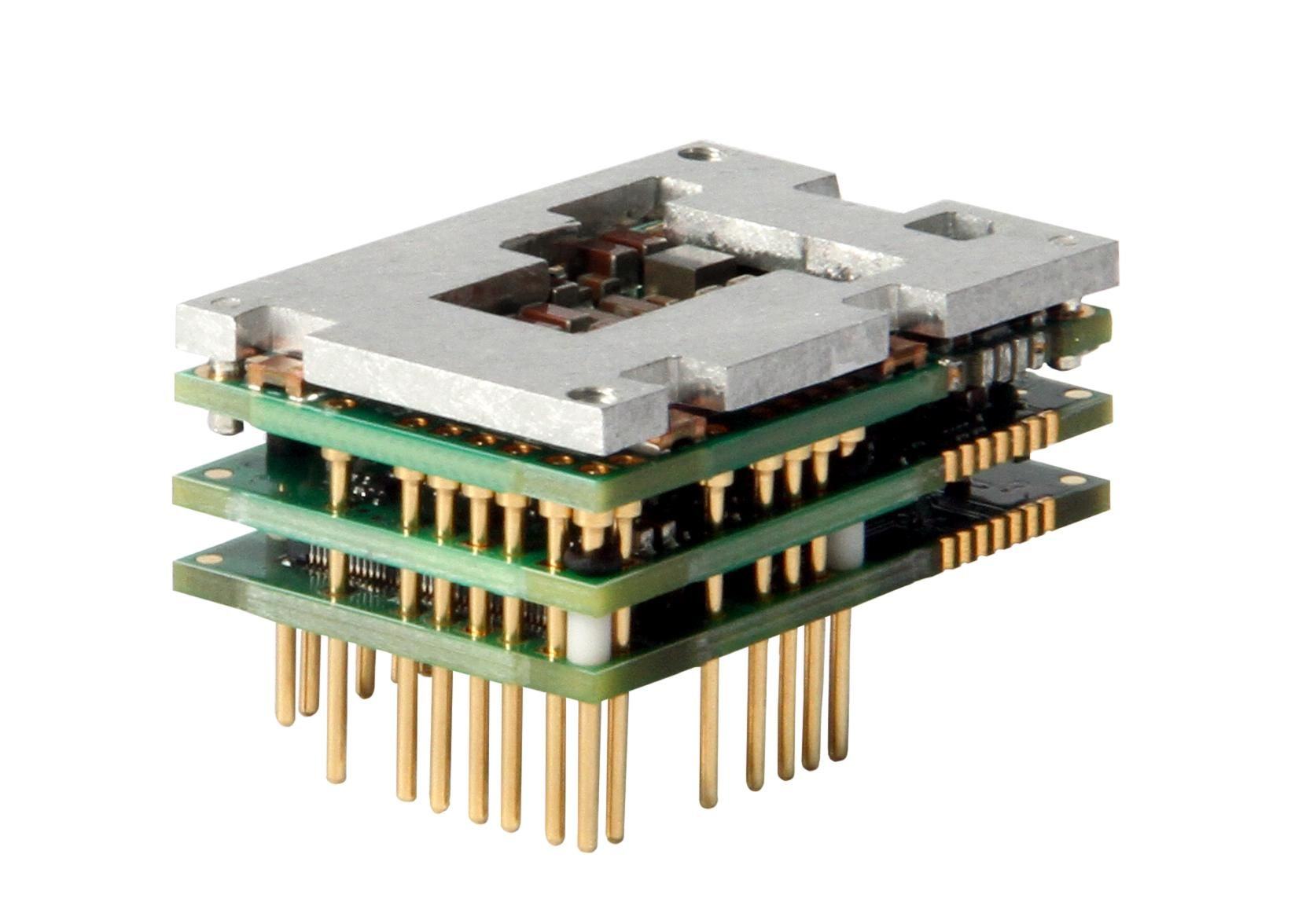 Digital Servo Drive FlexPro™ from ADVANCED Motion Controls USA: Micro-Sized and High-power Density