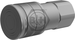 Quick Release Couplings - ISO 16028 9 (Flat Faced)