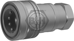 Quick Release Couplings - ISO A (7241-A)