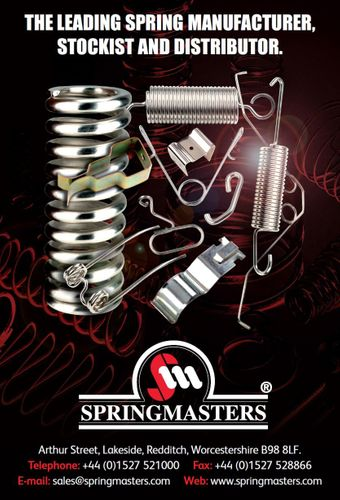 Springs, Wire forms & Pressings