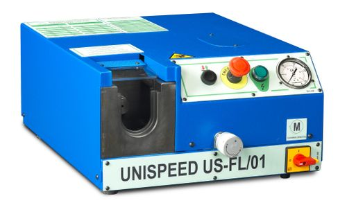 Flaring and pre-assembling machine Unispeed USFL/01