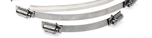 Multi-Torque Adjustable Banding Hose Clamps