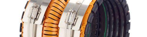 Bespoke Hose Clamp Design