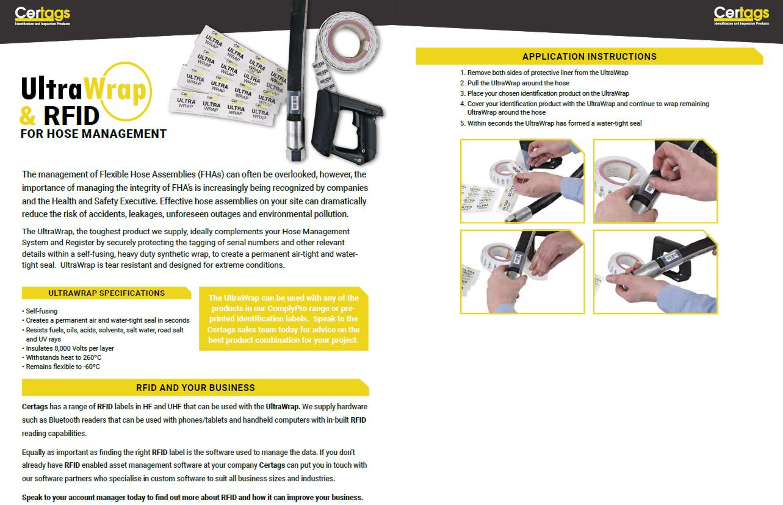 UltraWrap and RFID