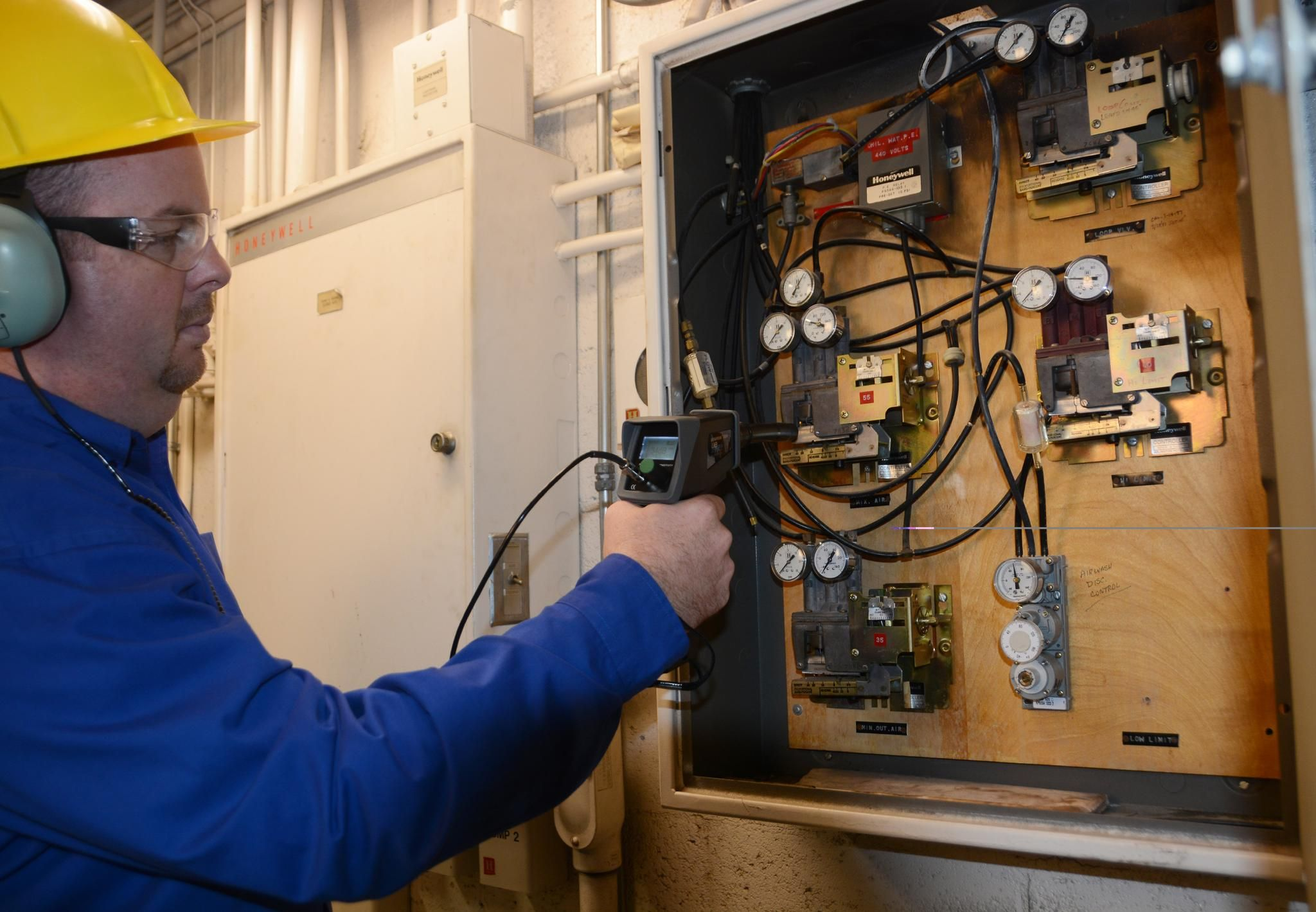 Using Ultrasound to Enhance Energy Efficiency