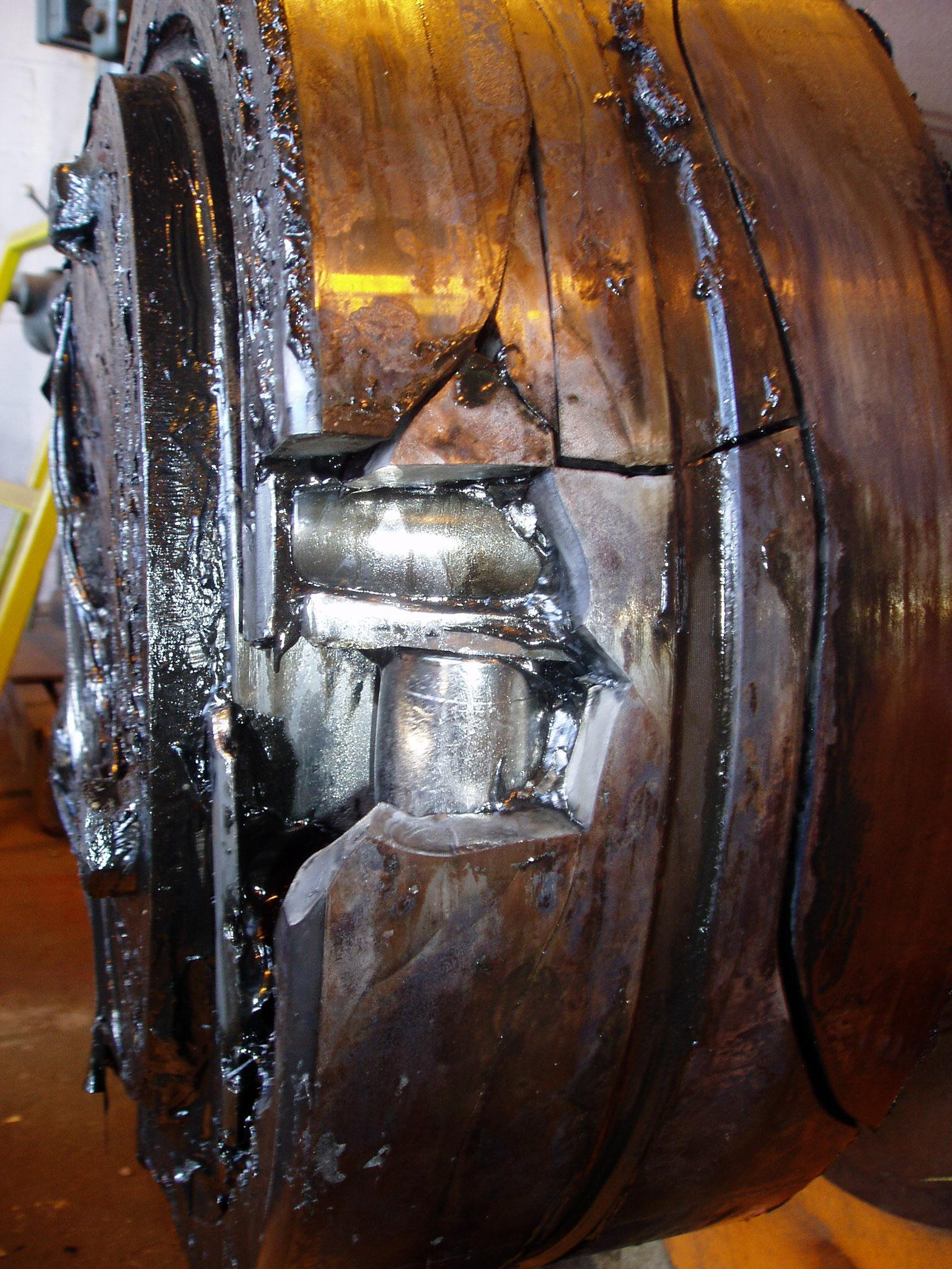 Case Study: Slow-Speed Bearing on Oven Motor - Failure Detection using Ultrasound