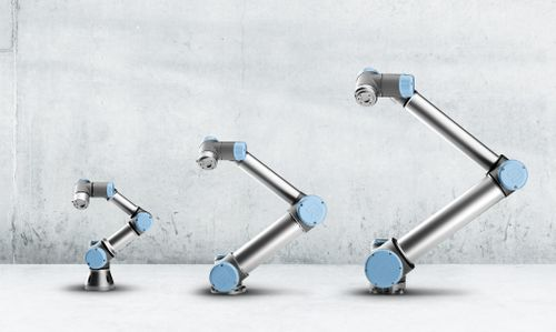 The versatility of cobots