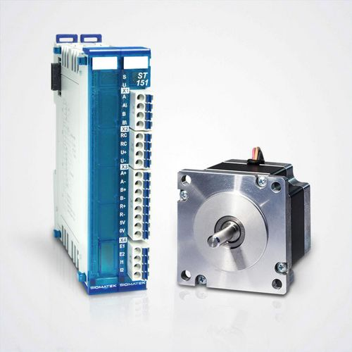 Stepper Motor Module with STO: The ST 151