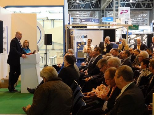 Knowledge Hub seminar line-up sets the scene for manufacturing extravaganza
