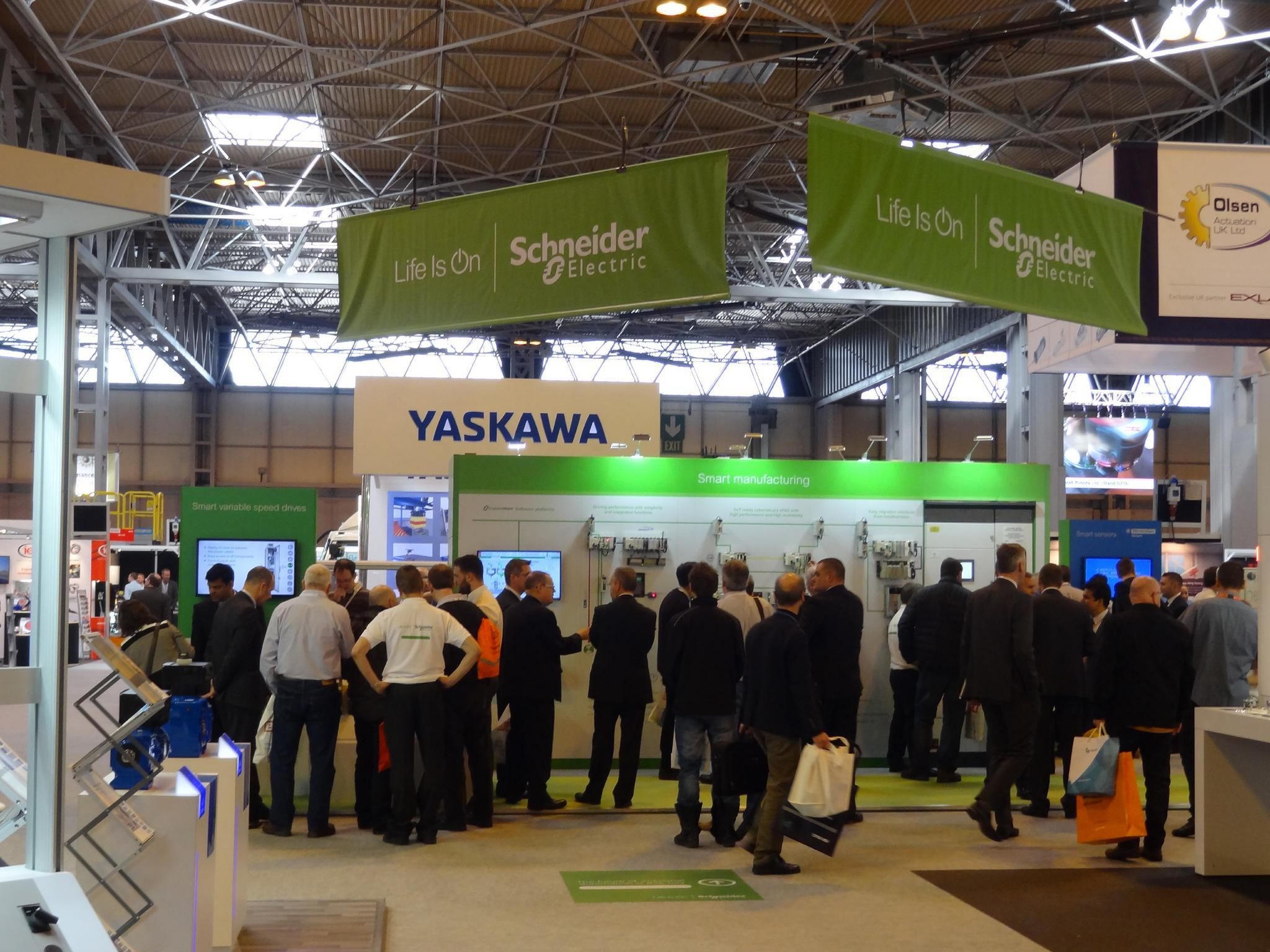 Manufacturing extravaganza set to return to NEC in April 2018
