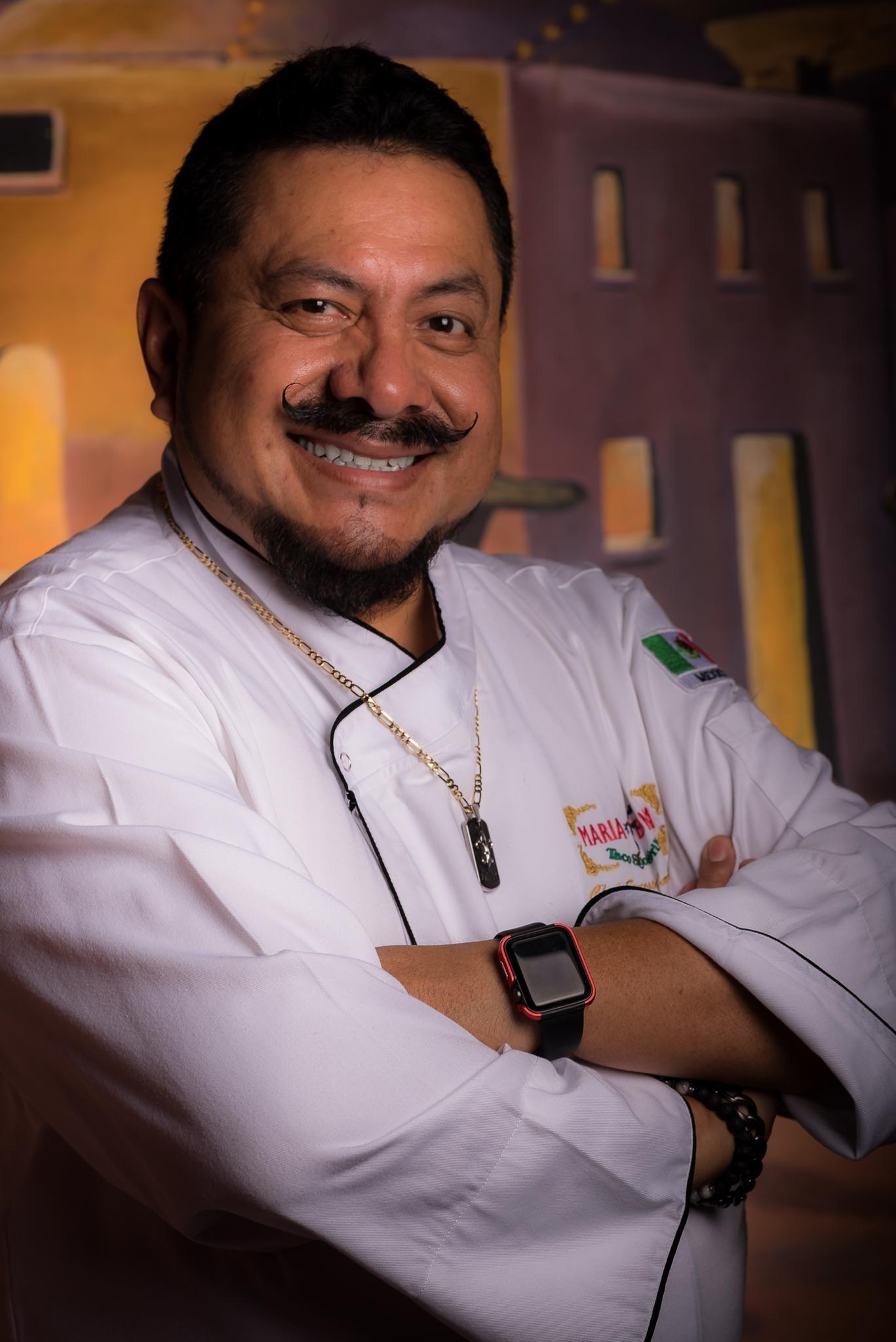 Chef Ernesto Renan Cab Vera