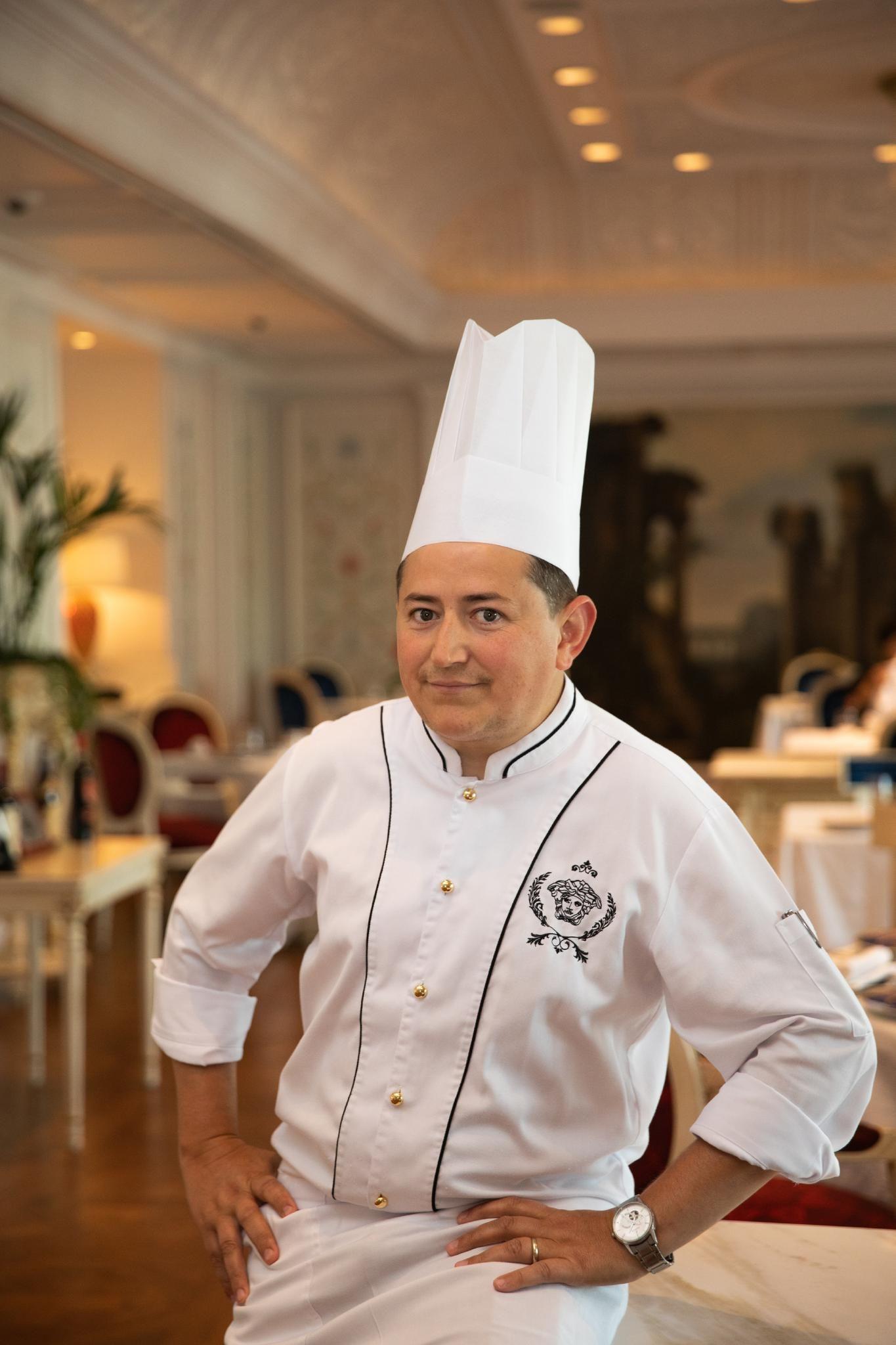 Chef Marco Legittimo