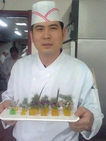 Chef Cao Ying