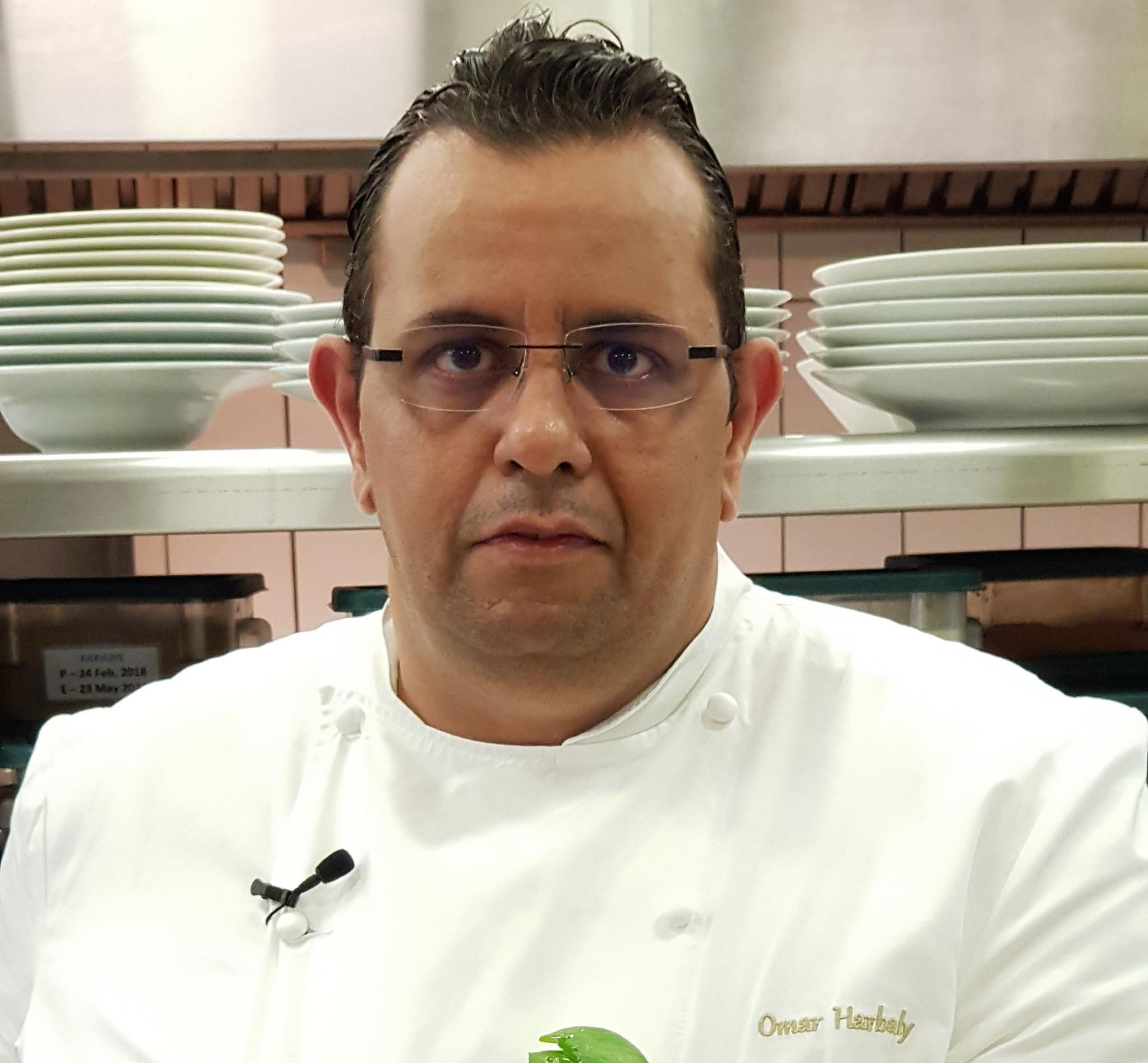 Chef Omar Harbaly