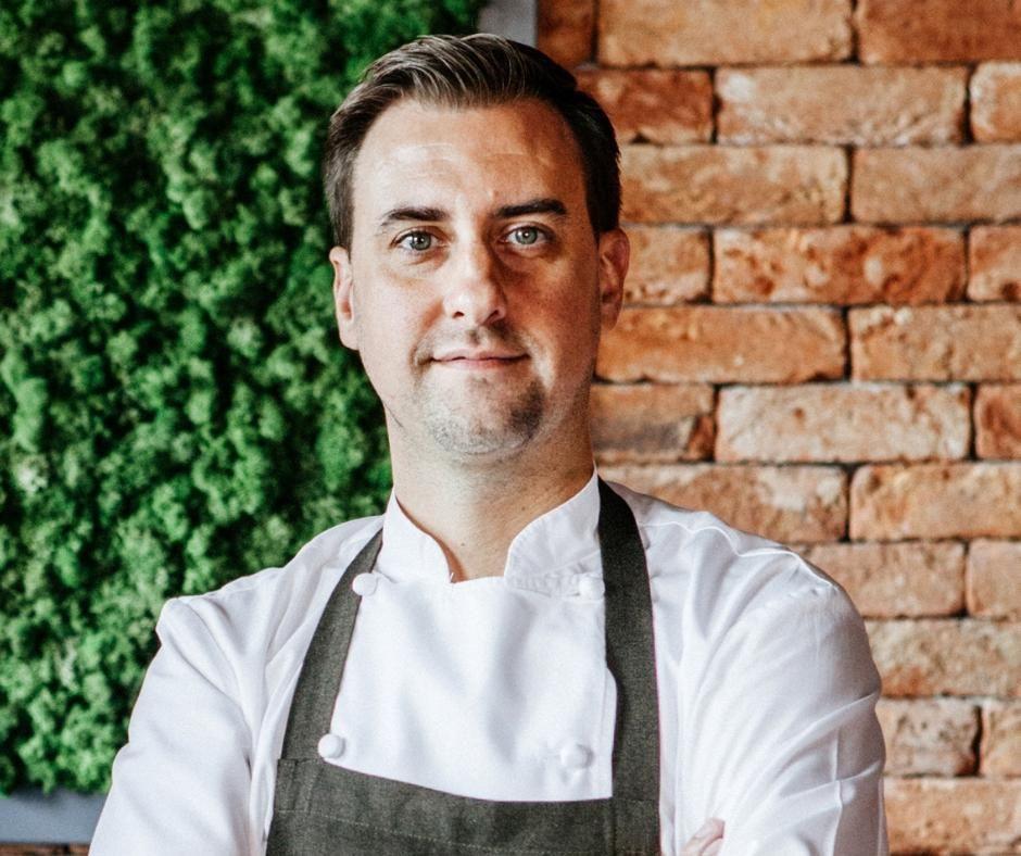 Chef Nick Alvis