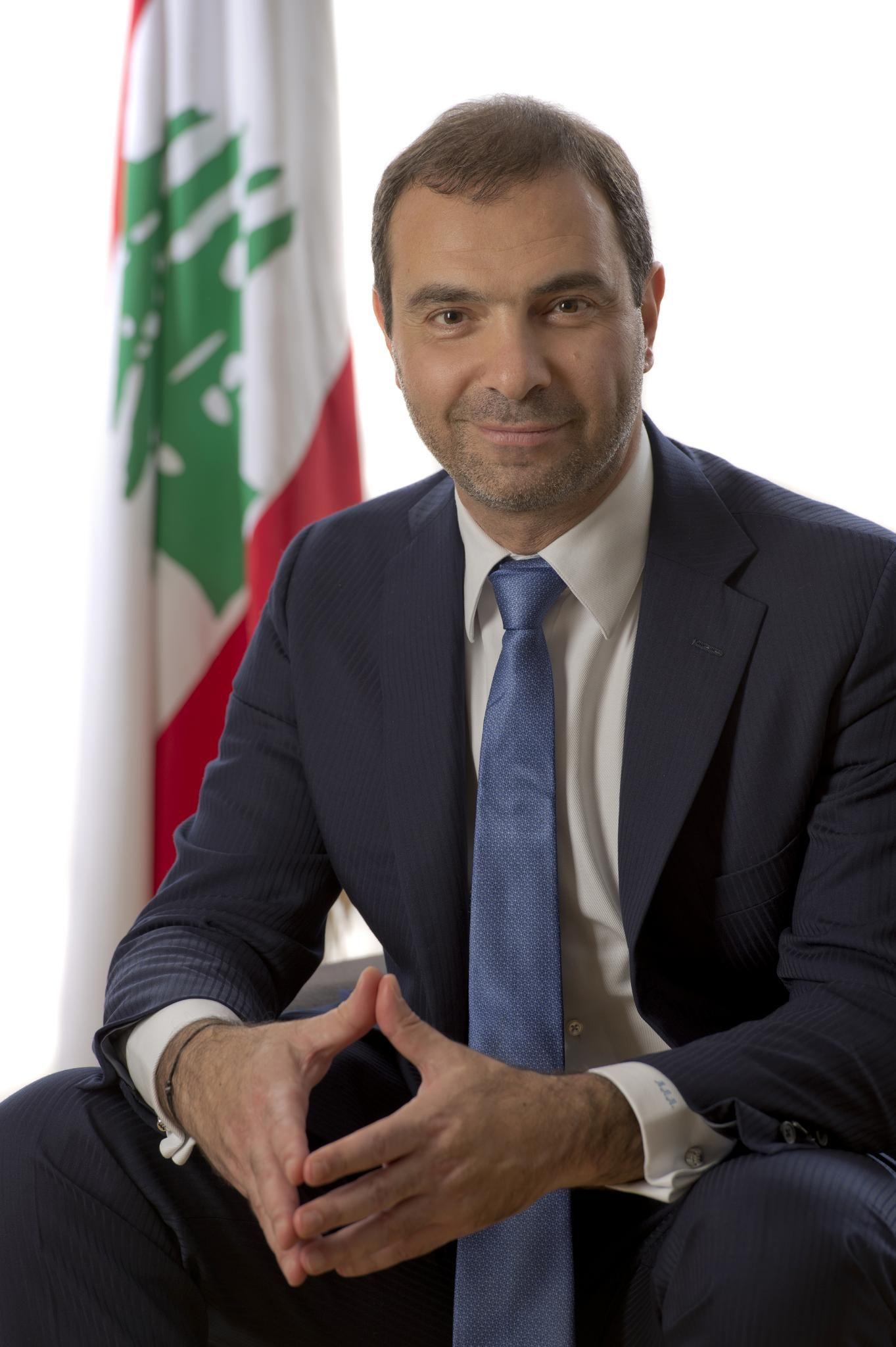 H.E. Mr. Adel Afiouni