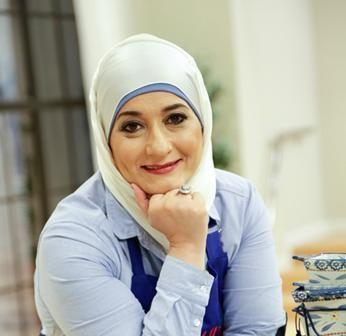 Chef Manal Alalem