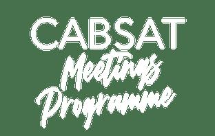 CAbsat Meetings