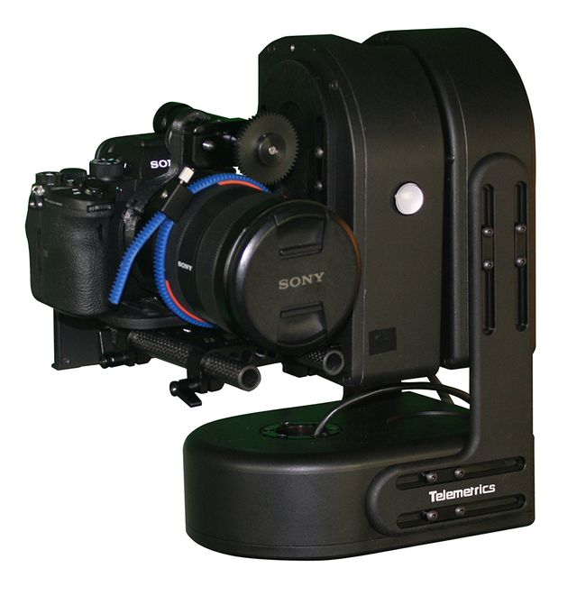 Telemetrics Robotic Mirrorless Camera Bundle Used By Associated Press For Remote Control Of POV Sports Image Capture